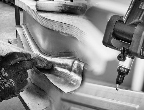 Fotografia industriale: lamiera e prototipi