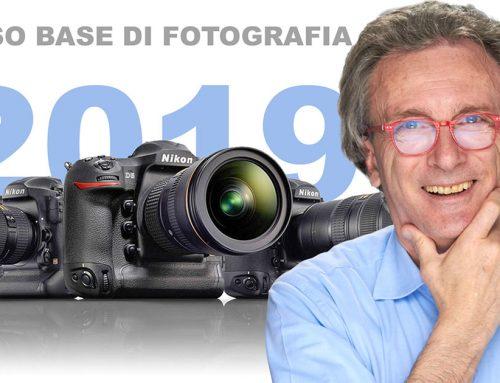 Corso di Fotografia a Torino da martedì 15 ottobre