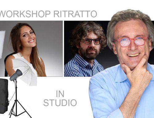 WorkShop Luce e Ritratto in studio Sabato 1 Febbraio