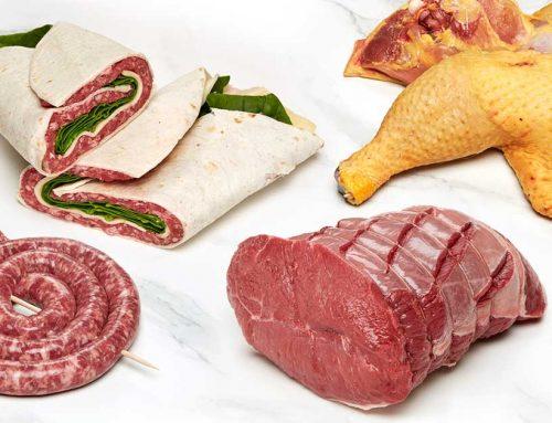 Fotografia di food: salumi e carni per eCommerce e web
